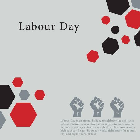 Labour Day is an annual holiday to celebrate the achievements of workers. Labour Day has its origins in the labour union movement, specifically the eight-hour day movement.