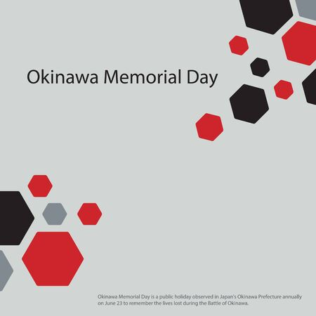 Okinawa Memorial Day is a public holiday observed in Japan's Okinawa Prefecture annually on June 23 to remember the lives lost during the Battle of Okinawa.