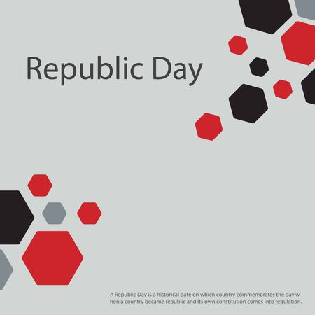 A Republic Day is a historical date on which country commemorates the day when a country became republic and Its own constitution comes into regulation.