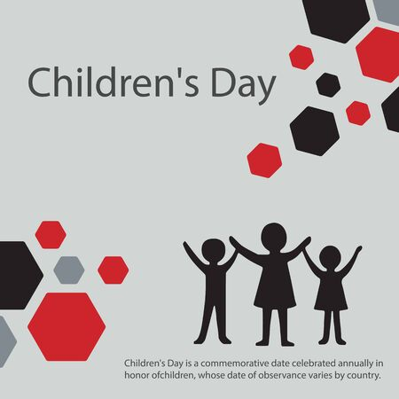 Childrens Day is a commemorative date celebrated annually in honor of children, whose date of observance varies by country.