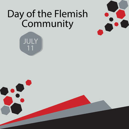 The Day is an annual commemoration in the Flemish Community in Belgium on 11 July which marks the anniversary of the Battle of the Golden Spurs in 1302.