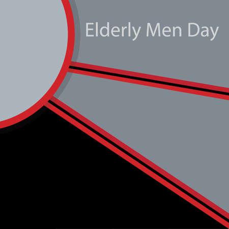 Elderly Men Day is celebrating in the island nation of Kiribati the contribution of elderly men to that nation.