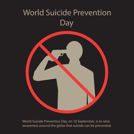 World Suicide Prevention Day, on 10 September, is to raise awareness around the globe that suicide can be prevented.