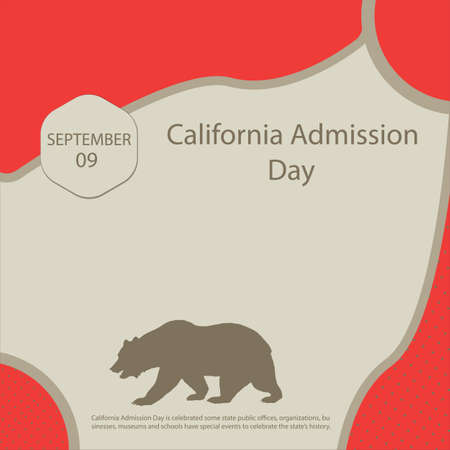 California Admission Day is celebrated some state public offices, organizations, businesses, museums and schools have special events to celebrate the state's history.