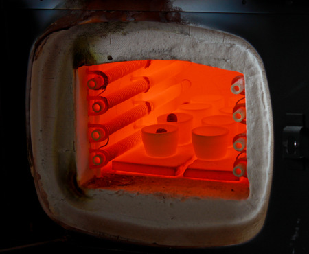 smelting: Smelting of gold
