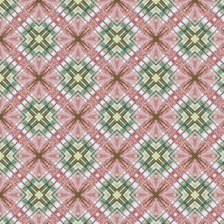 Abstract vintage seamless pattern and background, textile design Stock Photo - 100743232
