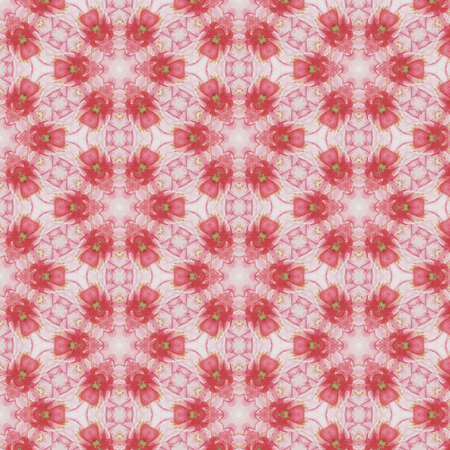 Abstract vintage seamless pattern and background, textile design