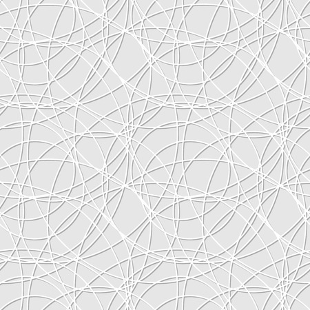 rotund: Seamless pattern of circles. Trendy  texture. Endless stylish backdrop.  Cloth design, wallpaper, wrapping