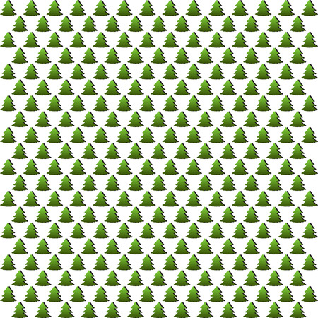 staggered: Background firs staggered Illustration