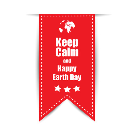 keep: Text on a red background keep calm