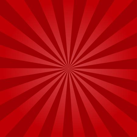 Retro rays background vector illustration
