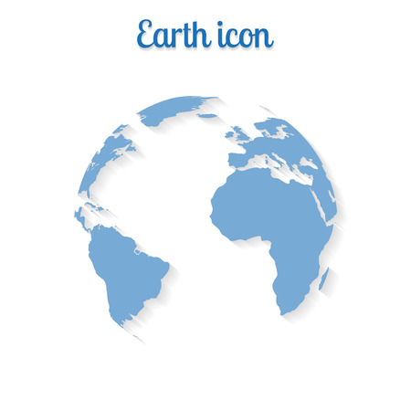 planet earth: Earth icon