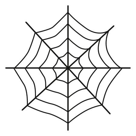 spiderweb: spiderweb icon