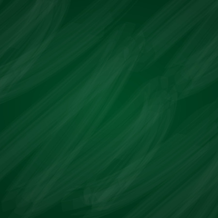 green chalkboard: Green chalkboard background Illustration
