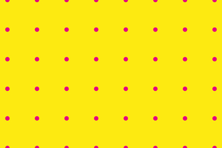 warhol: Dotted, Pop Art background with circles