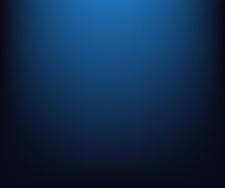 Blue abstract background lighting  dark