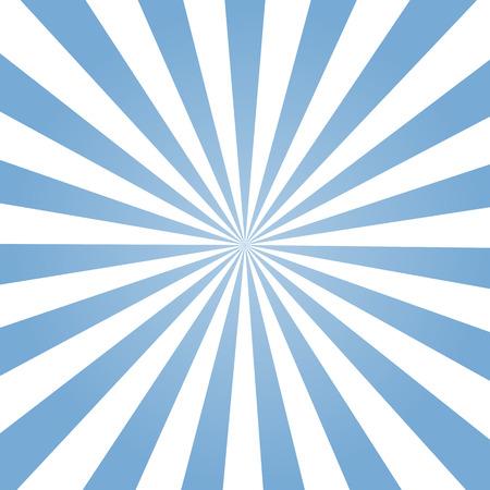 blue ray: Blue ray background stylish retro illustration colorful Illustration