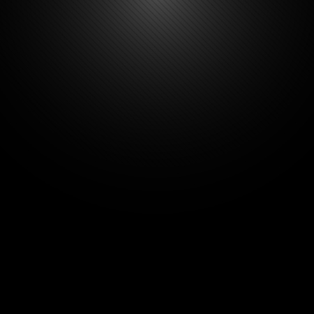 Black metal background with light from the  top and the lines