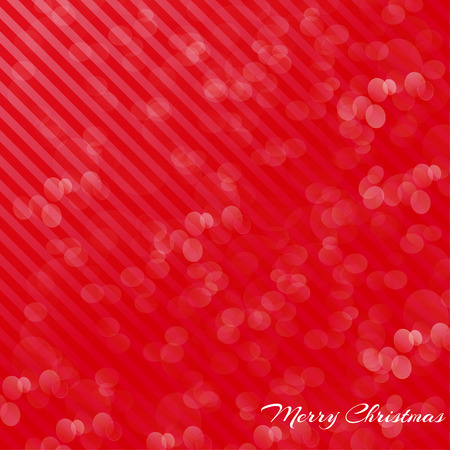 red happiness: Background red card for Christmas  happiness stylish