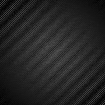 放射状ラインのスタイリッシュな図の黒の背景