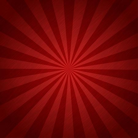Rode kleur uitbarsting achtergrond of zonnestralen achtergrond