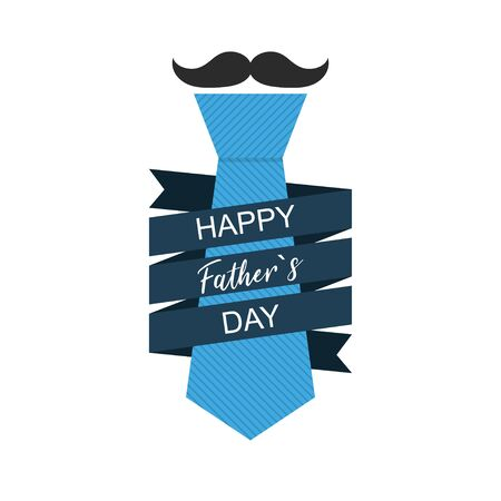 Fathers Day Calligraphy greeting cards set. Vector illustration with hand draw lettering. Vector 向量圖像