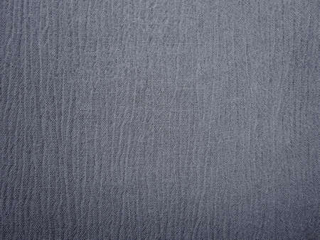 Texture of gray cotton fabric for background.