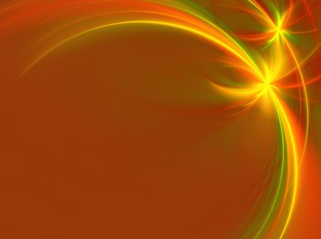 vibrant colours: Abstract Background in  vibrant colours with copyspace.  Stock Photo