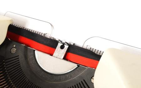 detail of a mechanical typewriter Stock Photo - 9041282