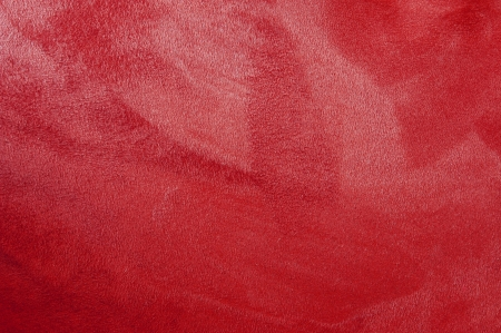 close up of a red coat, fur texture to background Stock Photo - 13634670