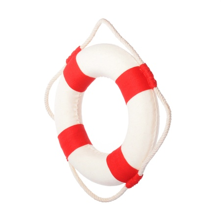 Life buoy with welcome on board on it Stock Photo - 15541820