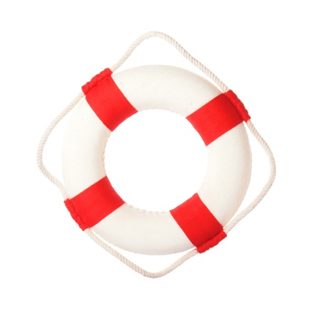 Life buoy with welcome on board on it Stock Photo - 16016140