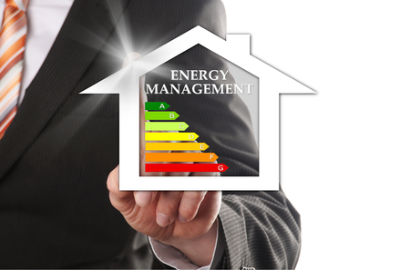 energy management: buyers realized his dream of his own energy-efficient house
