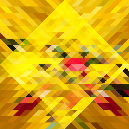 brightly: Nice colored triangle abstract background