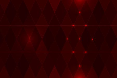 Hexagonal geometric color pattern bright Illustration