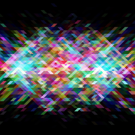 lightweight: Abstract bright glitter background with square