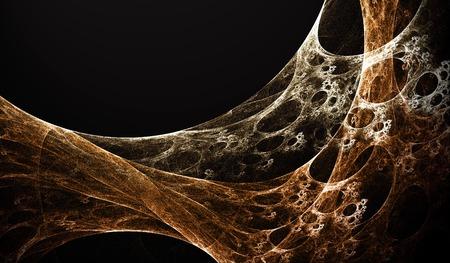plasma rendering Stock Photo