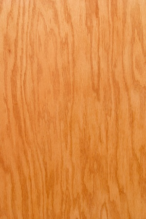 Close-up of red oak wood grain Stock Photo