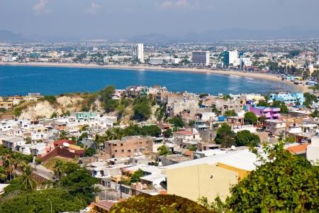 Mit Blick auf Mazatlan, Mexiko Standard-Bild - 13004055