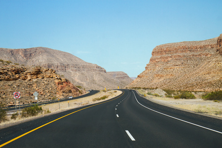 hiway: Highway going through the American Southwest