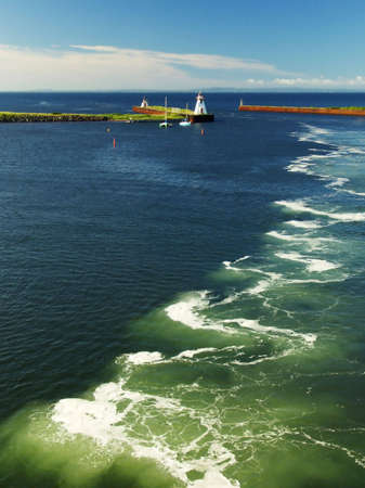 Canadian Tourist Destination: Prince Edward Island Stock Photo