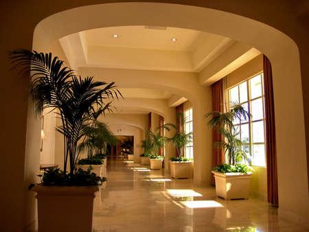 Entrance Hall Standard-Bild