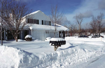 Winter Standard-Bild