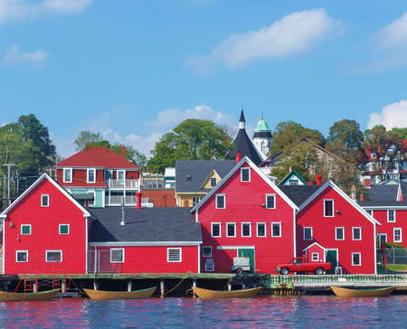 Town of Lunenburg (Nova Scotia, Canada) - UNESCO World Heritage Site