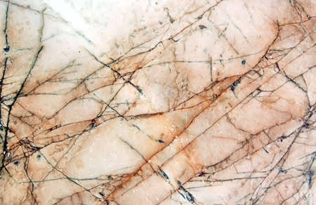 Beige and pink marble texture. Nature stone background.