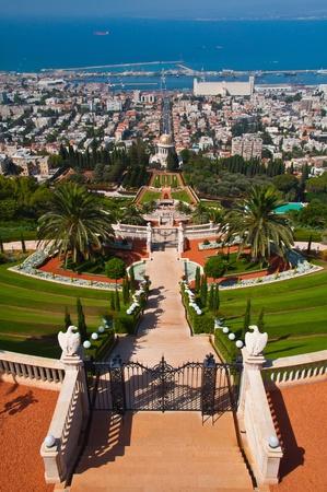 baha: The sacred garden of Baha