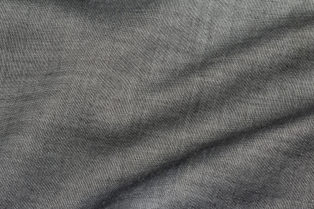 cotton fabric: elegant gray cotton fabric texture background Stock Photo