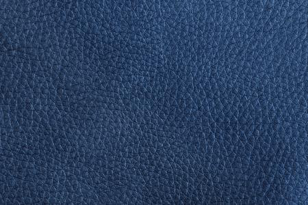 close up of a blue leather texture photo