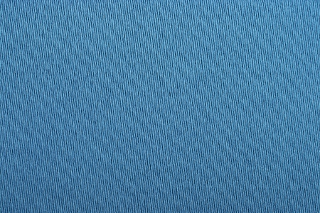 close up of the texture of blue jeans  photo