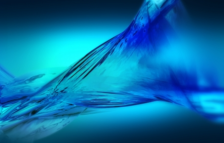 crystal water wave, abstract underwater background